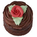 Rose cake from Tesco - Top 10 Valentine's Day food buys - Food - allaboutyou.com