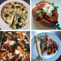 Montage of cheap dinner recipes - Easy dinner recipes - Food and UK recipes to trust - allaboutyou.com