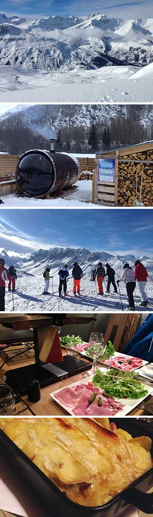 Ski holidays: Maurienne Valley, France