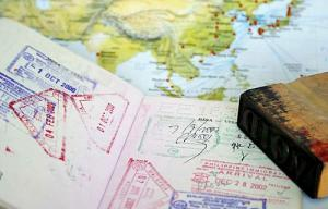passport and visa stamps - Must-see places worldwide - Short breaks and holidays - allaboutyou.com
