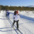 Finland winter activity week montage - Country & travel - allaboutyou.com