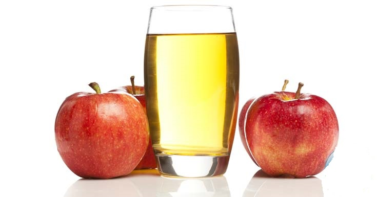 Apple Juice For Healthy Mind and Body